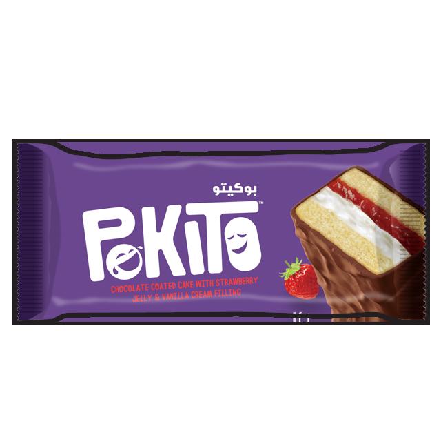 Pokito Coated Cake