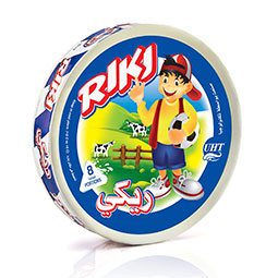 Riki Triangles Cheese