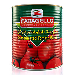 Concentrated Tomato puree