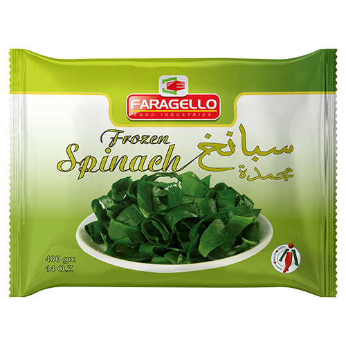 Frozen Spinach